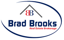 Brad Brooks Real Estate Logo
