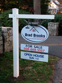 Best Real Estate Broker in Walpole 2008, 2010 and 2011